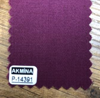 16/12 pamuk gabardin  Renk: 14391 tatlı mor