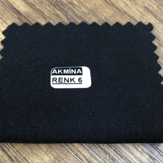 cvc gömleklik kumaş harmandan karışım siyah % 50 cotton % 50 poly.