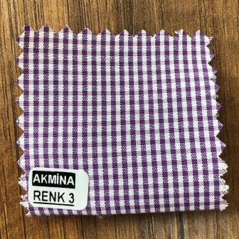 G- 10 çizgili ve pitikare gömleklik kumaş renk 3