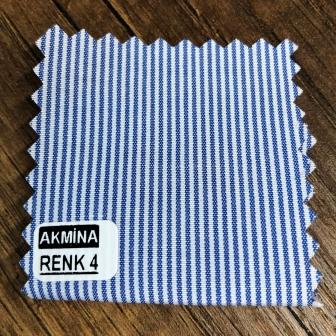 G- 11 çizgili gömleklik kumaş renk 4