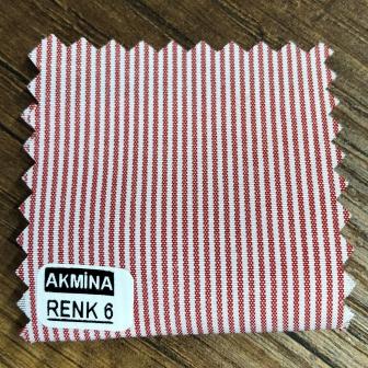 G- 11 çizgili gömleklik kumaş renk 6