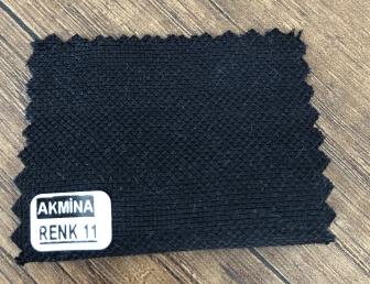 oxfort gömleklik kumaş renk 11 siyah