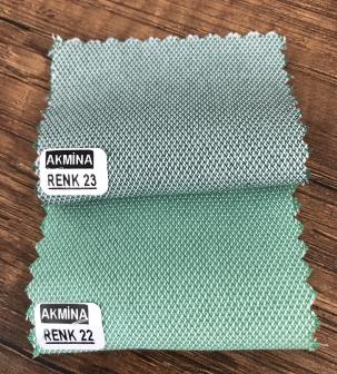 oxfort gömleklik kumaş renk  22 yeşil - 23 haki