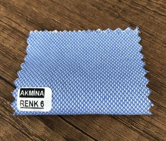 oxfort gömleklik kumaş renk 6 mavi