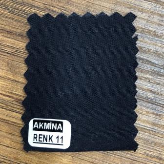 Poplinlikra & Likralı poplin  renk 11 ( koyu laci siyaha yakın . )