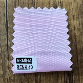 Şambre / şambre kumaş kartelasında renk 40